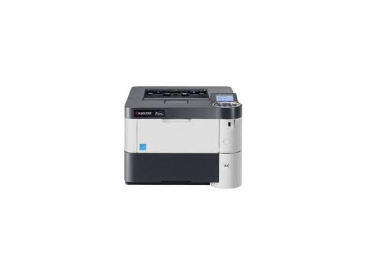 Принтер Kyocera лазерный FS-2100DN A4, 1200dpi, 256Mb, 40 ppm, дуплекс, USB 2.0, Network 10/100/1000BaseT (1102MS3NL0)