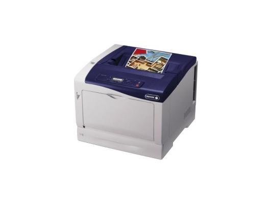 Принтер лазерный цветной Xerox Phaser 7100N A3 (Gigabit Eth,1 Gb memory, PS3, PCL5c/6, USB )