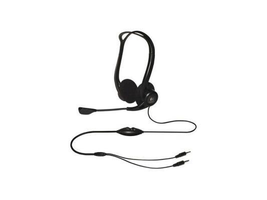 Проводная гарнитура Logitech Headset 860 Oem (981-000094)