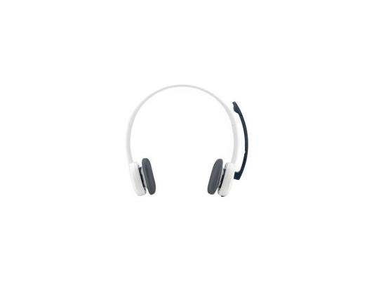 Картинка для Гарнитура Logitech Stereo Headset H150, Cloud White (981-000350)