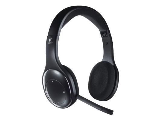 Купить со скидкой Гарнитура Беспроводная Logitech Wireless Headset H800 (981-000338)