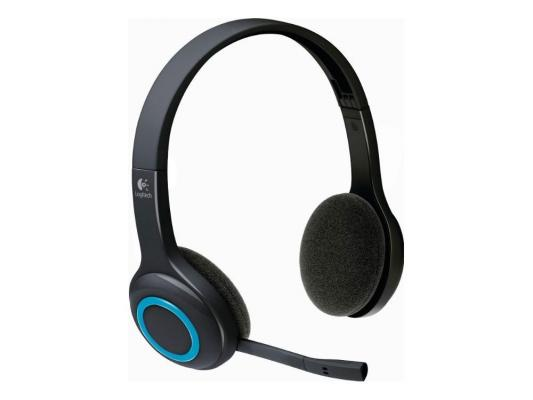 Беспроводная гарнитура Logitech Wireless Headset H600 (981-000342) hl good quality original wireless headset bluetooth headphone headband headset with fm tf led indicators for iphone cell phone