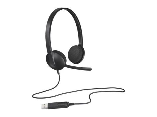 Гарнитура Logitech Headset H340 USB (981-000475) гарнитура ienjoy in066
