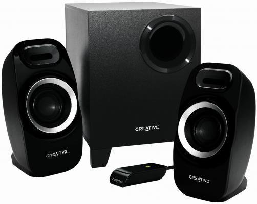 Aкустическая система Creative Inspire T3300 настольная (51MF0415AA000)