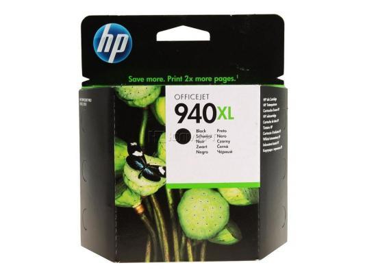 Картридж HP C4906AE (№940) черный