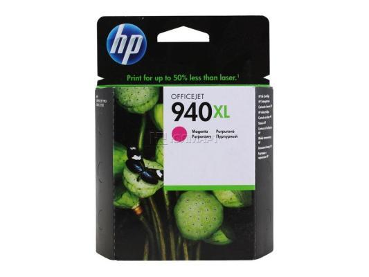 Картридж HP C4908AE (№940) пурпурный