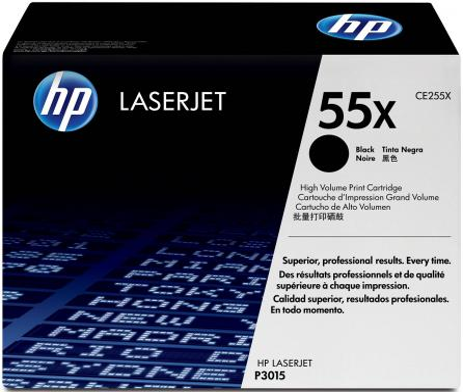 Тонер-картридж HP CE255X (p3015) цена