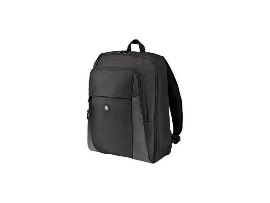 Сумка для ноутбука HP 16 Essential Backpack (H1D24AA) сумка для ноутбука 17 hp essential messenger синтетика черный h1d25aa