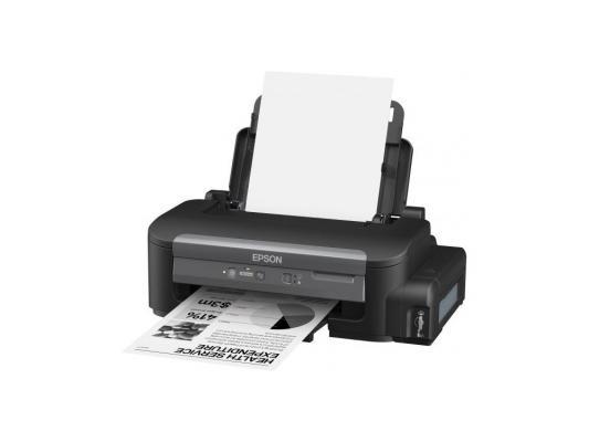 Принтер Epson M100 (C11CC84311) принтер струйный epson l312