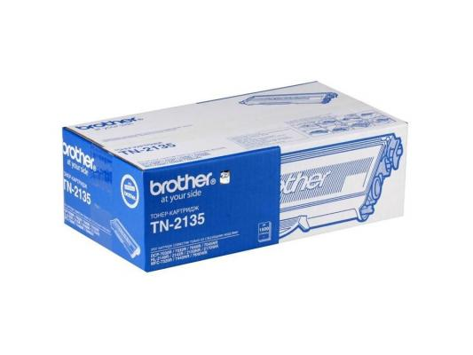 Тонер-картридж Brother TN2135 black (1500 стр.) для HL2140/2150/2170/2142 алан паскуа fatal attraction original motion picture soundtrack