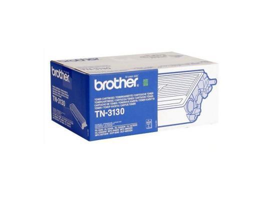 Тонер-картридж Brother TN3130 black (3500 стр.) для HL-5240/ HL-5250DN/ HL-5270DN/ HL-5280DW/ MFC-8460N/ MFC-8860DN/ MFC-8870DW/ DCP-8060 помада by terry rouge terrybly цвет 404 carnal attraction variant hex name 5b0d25