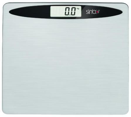 Весы напольные Sinbo SBS-4419 (4419SN) серебристый