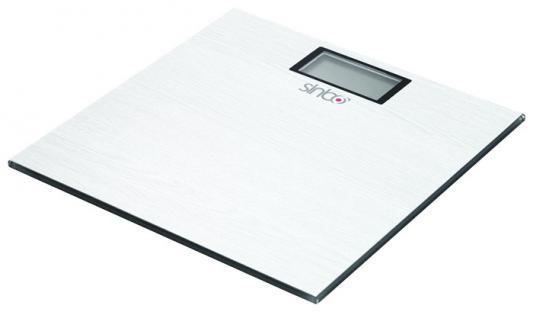 Весы напольные Sinbo SBS-4423 (4423SN) белый
