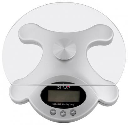 Весы кухонные Sinbo SKS-4507 4507SN белый