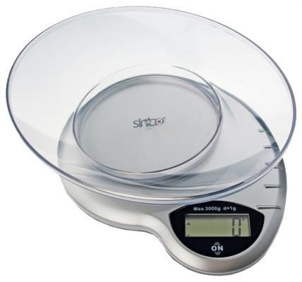 Весы кухонные Sinbo SKS-4511 4511SN белый