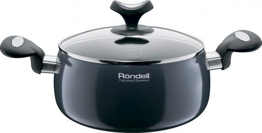 Кастрюля Rondell RDA-078 5.1 л 24 см кастрюля 4 3 л rondell walzer rda 766