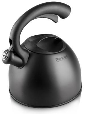 Чайник Rondell RDS-104 чёрный 2 л металл