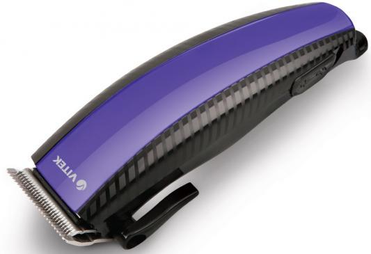 Машинка для стрижки волос Vitek VT-1357VT фиолетовый