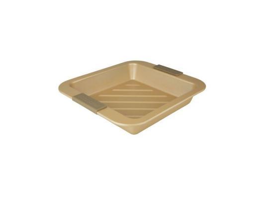 416RDF Посуда для запекания Rondell квадратная с решеткой. RDF-416 rondell посуда для запекания champagnе прямоугольная 30х27 см rdf 416 rondell rdf 416 rondell
