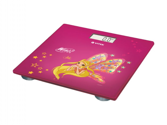 Весы напольные Winx WX-2151ST розовый (Vitek)