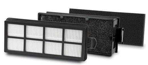 1863(BK) Фильтры для пылесоса Vitek (VT-1833) набор фильтров для пылесоса vitek vt 1863