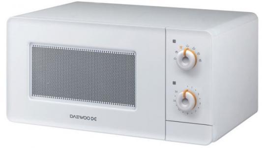 СВЧ DAEWOO KOR-5A37W 500 Вт белый кордщетка атака 26588