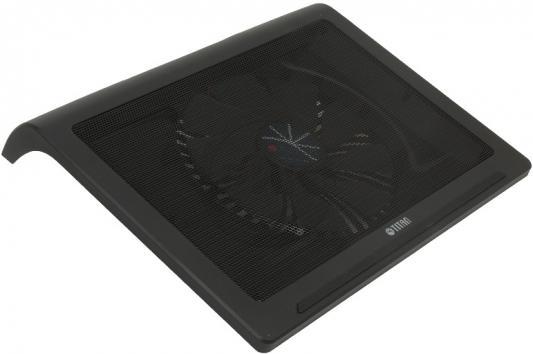 """Теплоотводящая подставка под ноутбук Titan TTC-G25T/B2 Для ноутбуков с диагональю 10""""-17"""""""