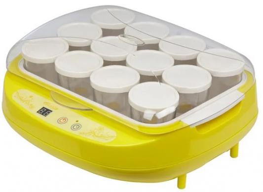 Йогуртница Brand 4002 жёлтый