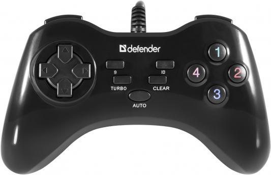 Геймпад Defender Game Master G2 64258 цена