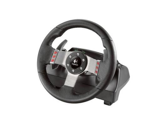 Руль Logitech G27 Racing Wheel (G-pakage) (941-000092)