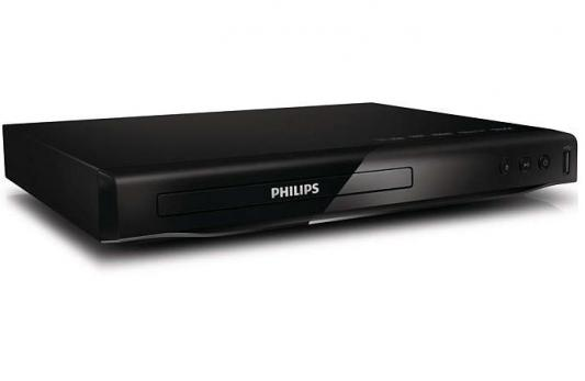 Видеоплеер DVD Philips DVP2850/51 USB 2.0 DivX Ultra DVD player