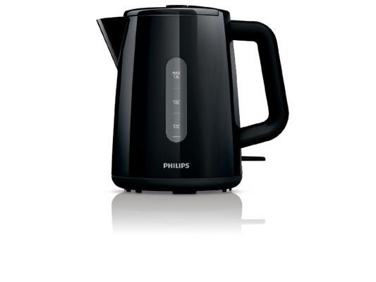 Чайник Philips HD9300/90 2400 Вт, 1,5 л, плоский нагревательный элемент. Цвет черный philips hd9300 черный