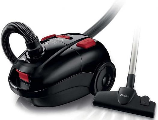 Пылесос Philips FC8454/01 PowerLife с мешком для сбора пыли, 2000 Вт/ 350 Вт, насадка для твердых покрытий