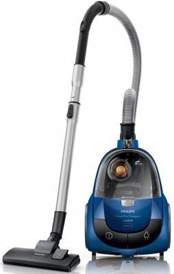 Пылесос Philips FC8471/01 Без мешка для сбора пыли, 1700Вт, мощность всасывания 330 Вт, фильтр НЕРА-10, емкость 1,5 л