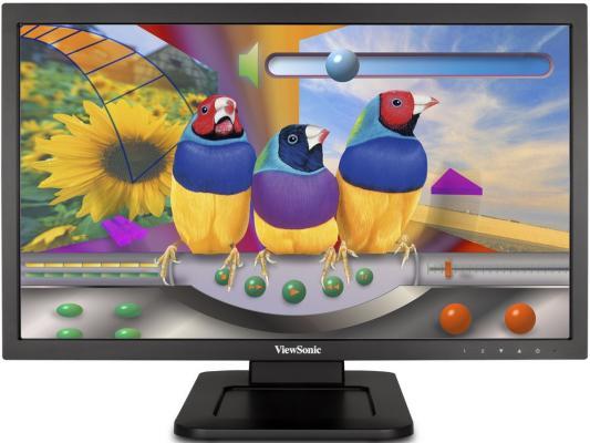 """Монитор 22"""" ViewSonic TD2220 VS14833 монитор viewsonic vx2363smhl w white led"""