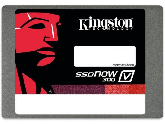 """2.5"""" Твердотельный накопитель SSD 60Gb Kingston (SV300S37A/60G) SATA III"""