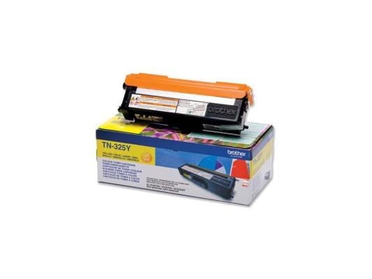 Лазерный картридж Brother TN-325Y желтый для HL-4150CDN/MFC-9465CDN цена