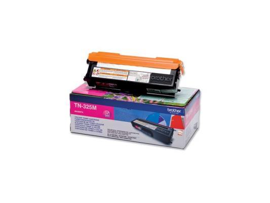 Лазерный картридж Brother TN-325M пурпурный для HL-4150CDN MFC-9465CDN набор для рисования hl 4 k j 1053 j 1053