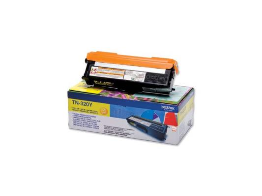 все цены на Лазерный картридж Brother TN-320Y желтый для HL-4150CDN/MFC-9465CDN онлайн