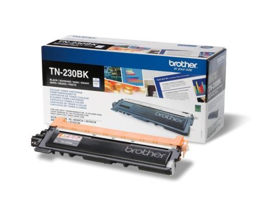 Тонер-картридж Brother TN230BK тонер картридж mx 500gt
