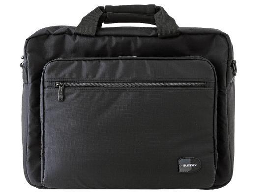 "Сумка для ноутбука 15"" SUMDEX NRN-088BK Black нейлон-полиэстер цена"