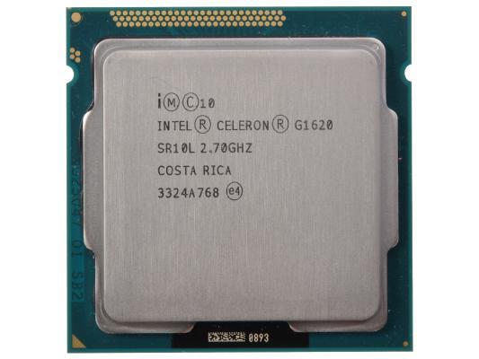 Процессор Intel Celeron G1620 Oem <2.70GHz, 2Mb, LGA1155 (Ivy Bridge)>