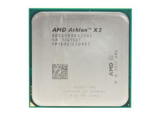 Процессор AMD Athlon II X2 340 Oem <SocketFM2> (AD340XOKA23HJ)
