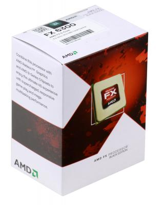 все цены на Процессор AMD FX-6300 Box <SocketAM3+> (FD6300WMHKBox)