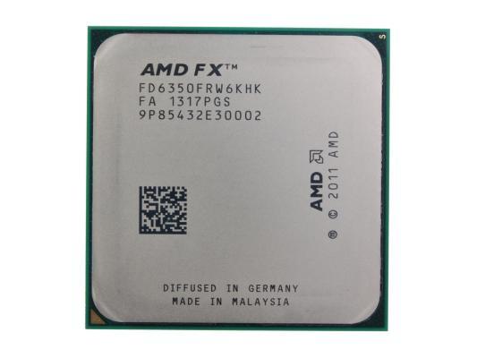 Процессор AMD FX-6350 Oem <SocketAM3+> (FD6350FRW6KHK) процессор amd x4 fx 4350 socket am3