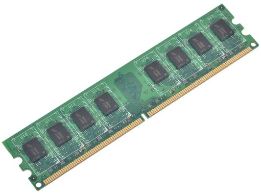 Оперативная память DIMM DDR2 Crucial 2Gb (pc2-6400) 800MHz (CT25664AA800)