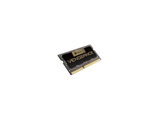 Оперативная память SO-DIMM DDR3 Corsair 4Gb (pc-12800) 1600MHz Corsair (CMSX4GX3M1A1600C9)
