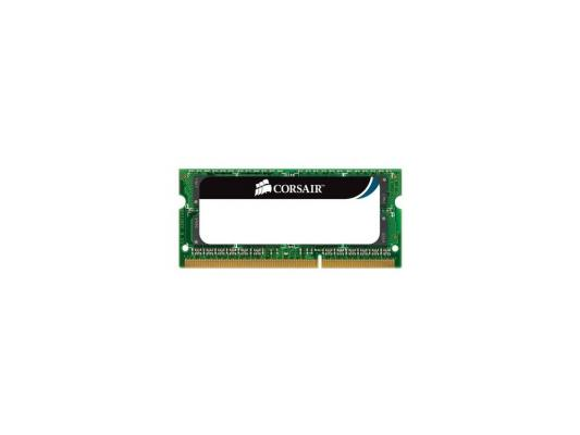 Оперативная память SO-DIMM DDR3 Corsair 4Gb (pc-8500) 1066MHz Corsair (CMSA4GX3M1A1066C7)