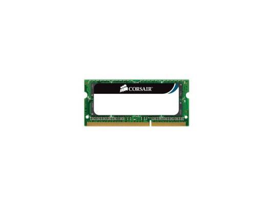все цены на Оперативная память SO-DIMM DDR3 Corsair 4Gb (pc-8500) 1066MHz Corsair (CMSA4GX3M1A1066C7) онлайн