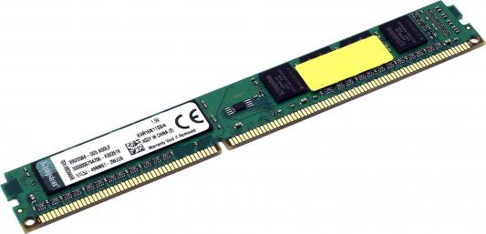 Оперативная память DIMM DDR3 Kingston 4Gb (pc-12800) 1600MHz CL11 <Retail> (KVR16N11S8/4) 2 гб ddr dimm 200 266 мгц